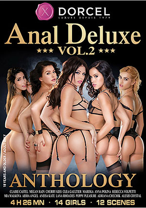 Anal Deluxe Anthology 2