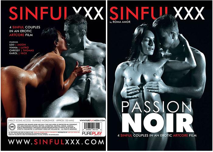 Sinfulxxx passion noir - 1 part 7
