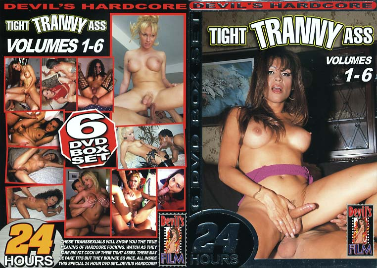 Tight tranny ass dvd