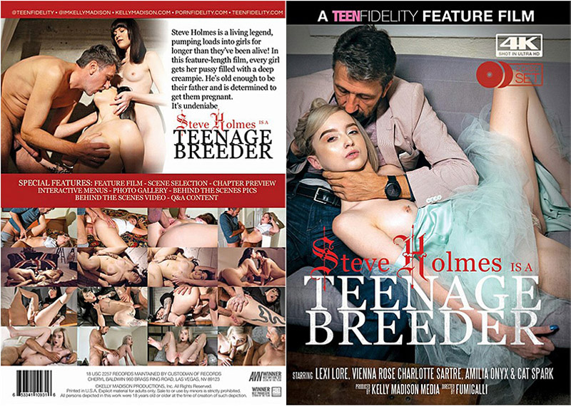 $20.99 Out of stock 9/19/2018 Teenage Breeder (2 Disc Set) Porn Fidelity