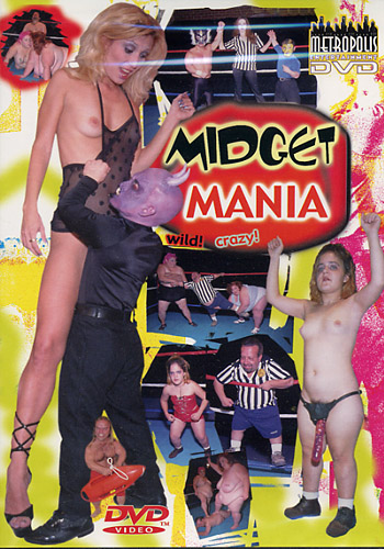 Midget mania dvd-3501