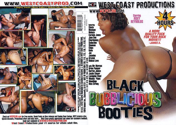 Black Bubblicious Booties 1 Adult Movie