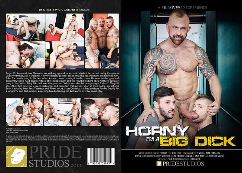 Tony paradise gay porno